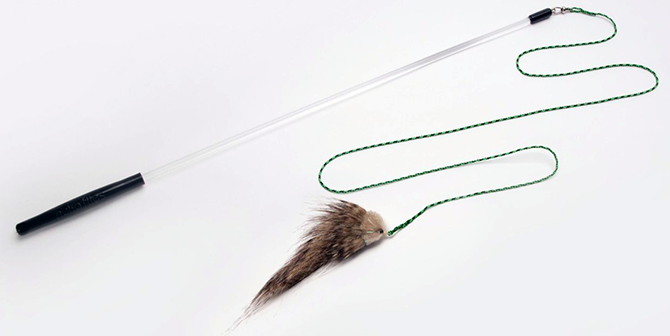 Neko Flies are great toys, especially for high-energy cats and kittens.