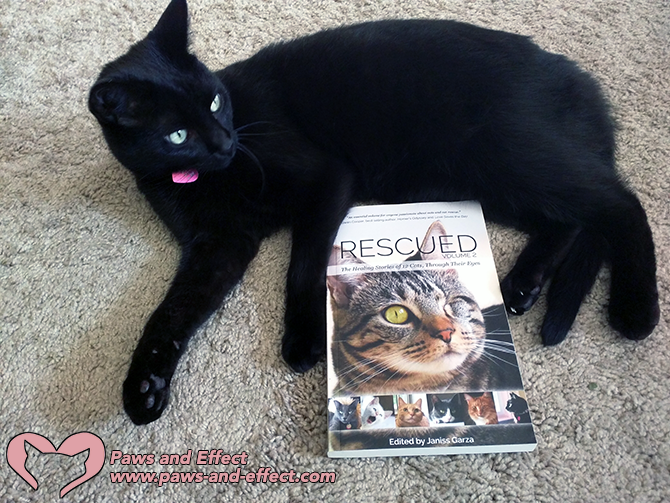 You can win a free copy of Rescued Volume 2--just comment on this post to enter!