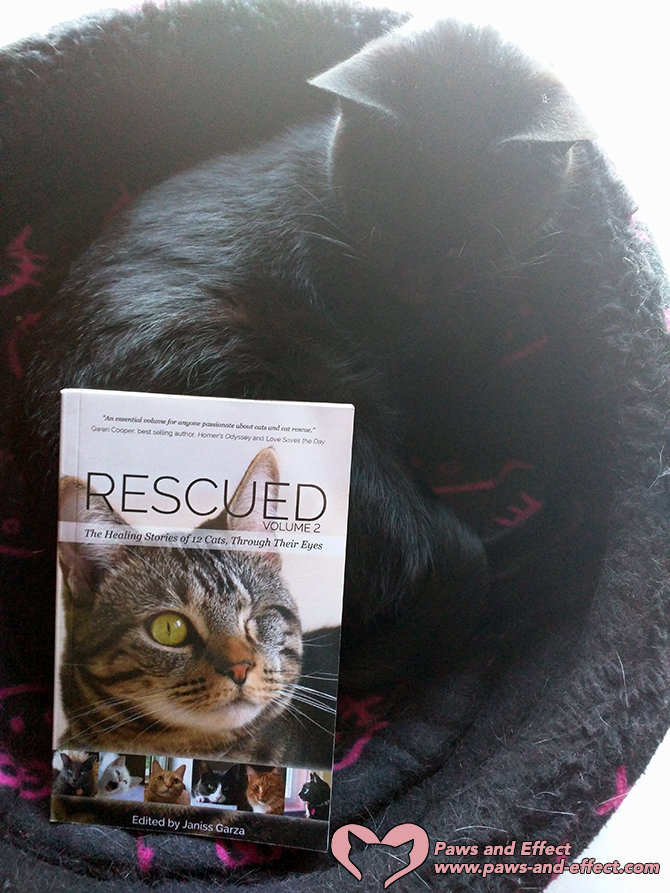 Win a copy of Rescued Volume 2 by commenting on this blog post. Entry deadline: Tuesday, July 11, 2017, at 11:59 PM Pacific Time.